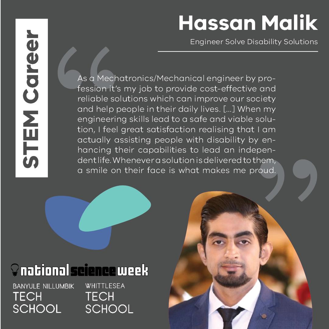 Hassan Malik Profile