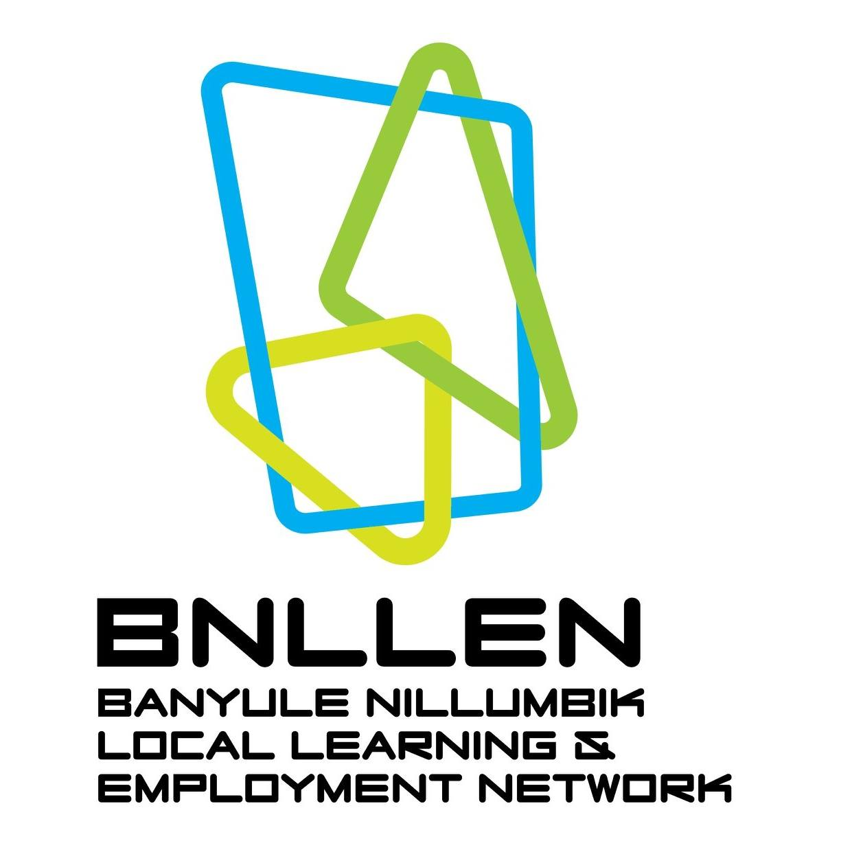 Banyule Nillumbik Local Learning and Employment Network logo