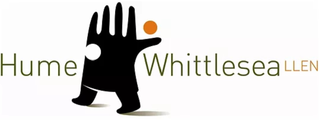 Hume and Whittlesea LLEN logo