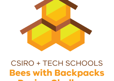 Bees with Backpacks