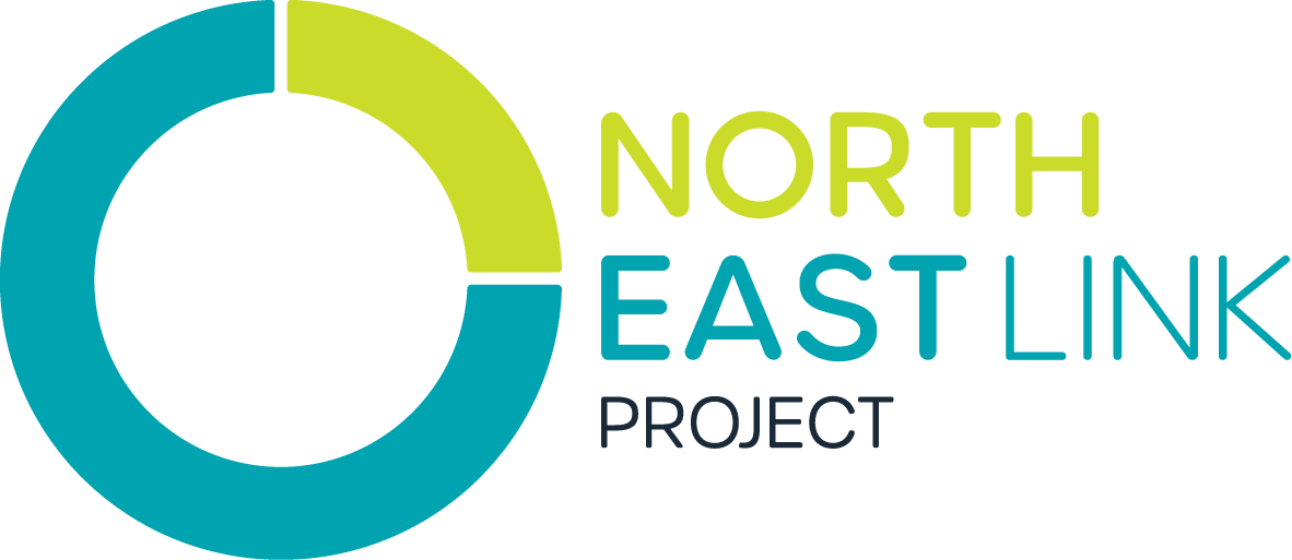 North East Link Project Logo