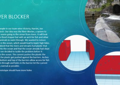 Biodiversity River Blocker